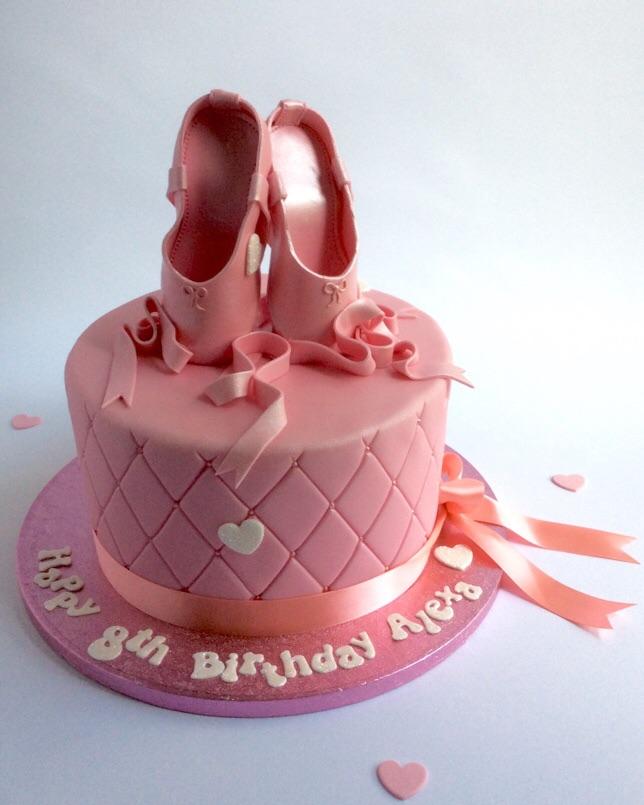 Ballet Cake Pops