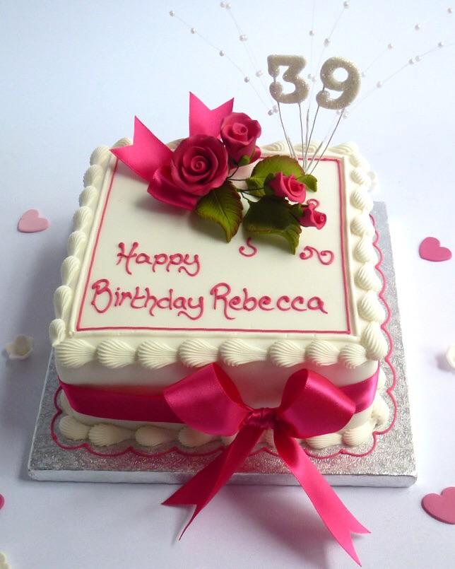 Flower Celebration Karen S Cakes