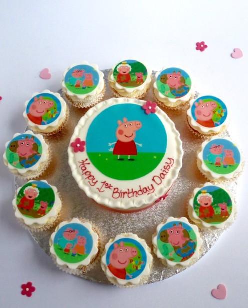 Peppa Pig Cake Stand Uk