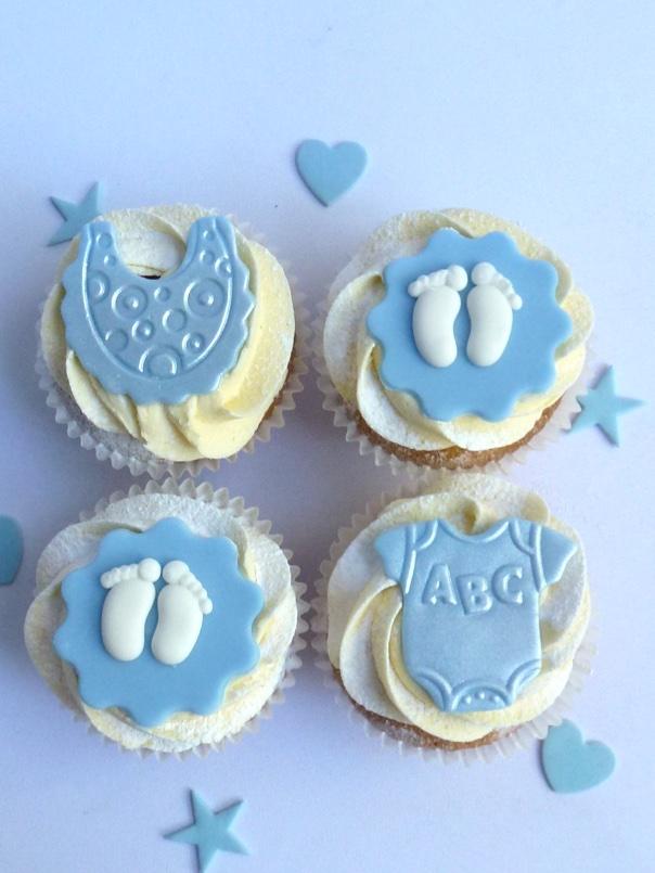 Baby Shower Cupcakes Karens Cakes