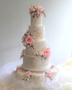 Showstopper Wedding Cakes
