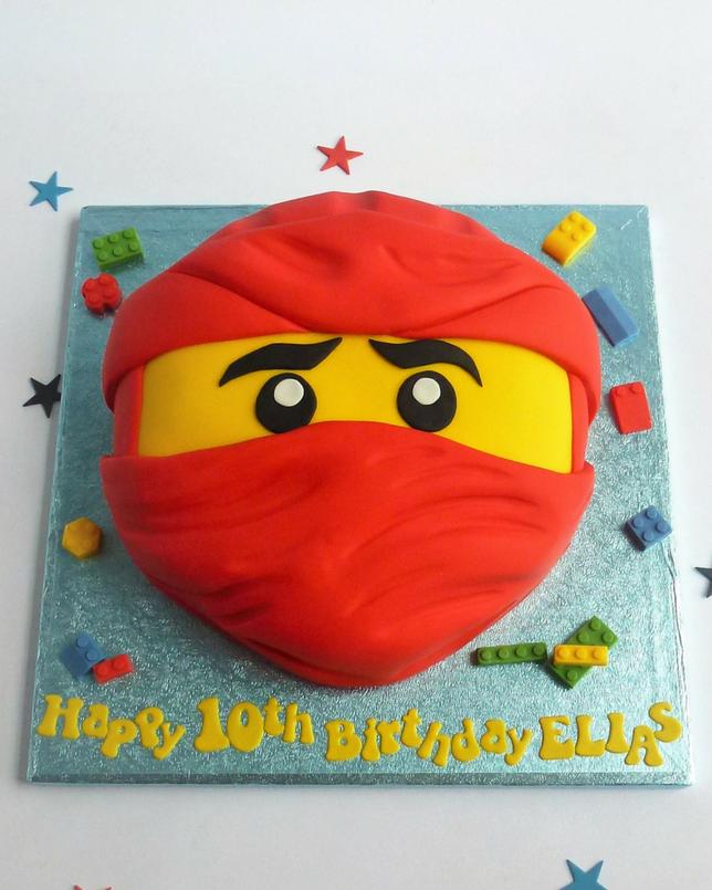 lego ninjago cake karens cakes