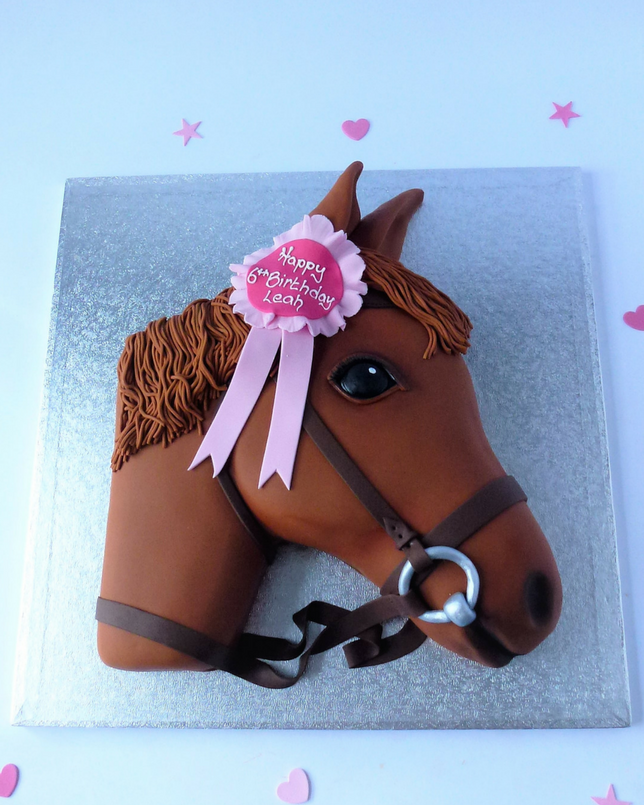 Horses Head Karens Cakes